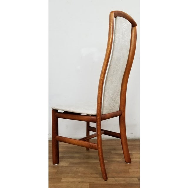 Mid-Century Danish Dining Chairs- Set of 12 For Sale - Image 9 of 12