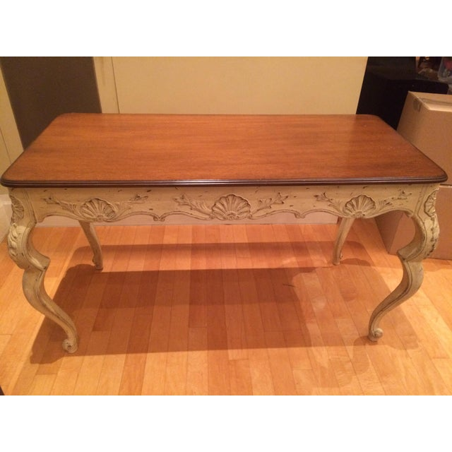Vintage French Style Writing Desk - Image 2 of 8