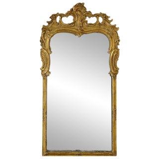 Dutch Rococo Mirror For Sale