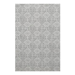 "Stark Studio Rugs Alessi Rug in Gray, 5'3"" x 7'9"" For Sale"
