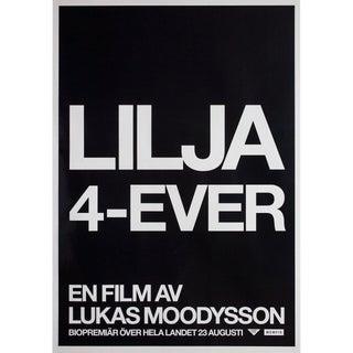 Lilya 4-Ever 2002 Swedish B1 Film Poster For Sale