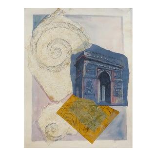 """""""L'arc De Triomphe"""" , Paris For Sale"""