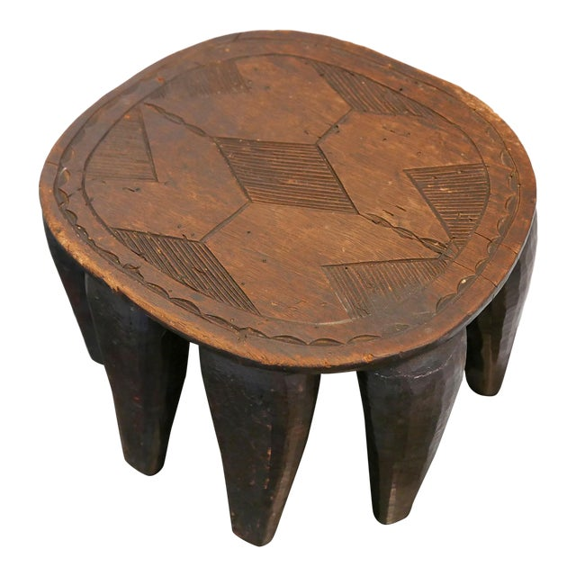 Nigerian Nupe Stool For Sale