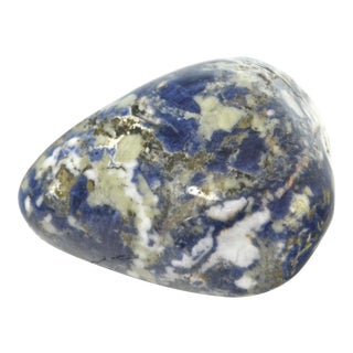 Blue Polished Sodalite