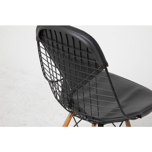 Eames Dowel-Leg Wire Chair - Image 6 of 7