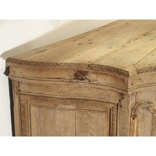 Period Louis XIV Stripped Oak Buffet From France, Circa 1700 Preview
