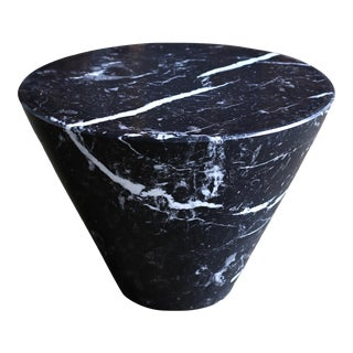 """Kensaku Oshiro """" Conico """" Marble Occasional Table for Ligne Roset For Sale"""