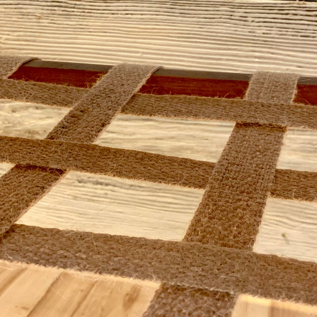 1960s Danish Modern Arne Hovmand-Olsen Teak Coffee Table With Tile Inlay For Sale - Image 10 of 13
