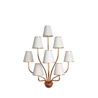 Persanne Wall Sconce by Jean Royere