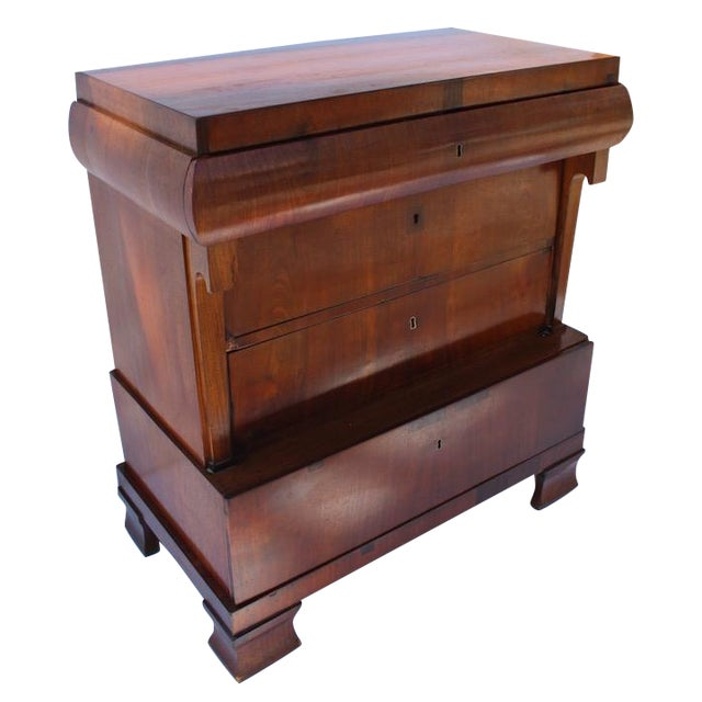 Biedermeier Small Chest of Drawers - Image 1 of 11