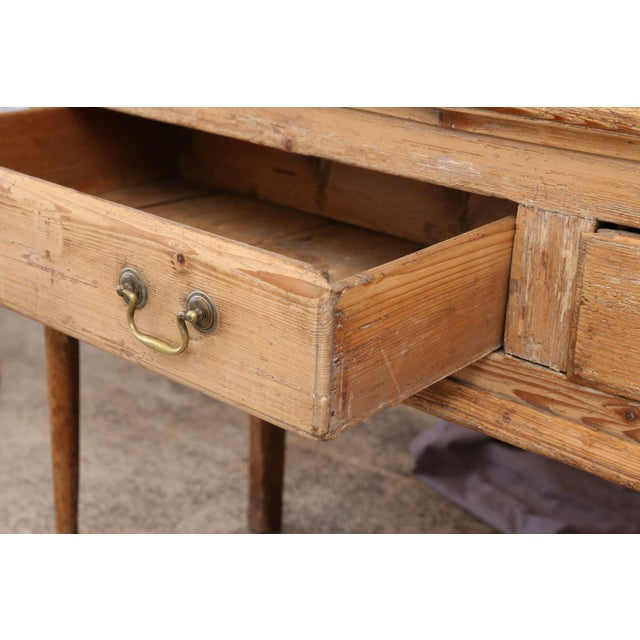 18th Century Pine Dresser For Sale - Image 4 of 11