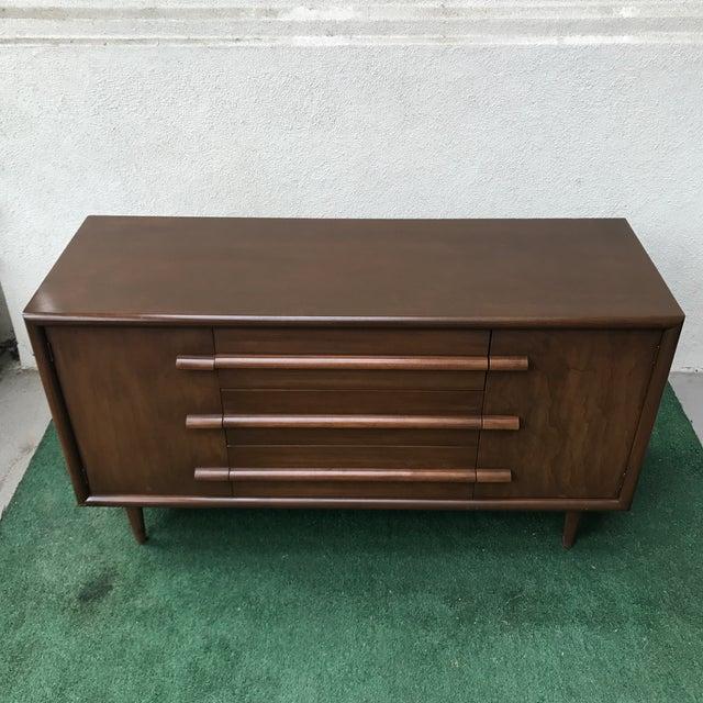 Furniture Guild of California Credenza - Image 8 of 9