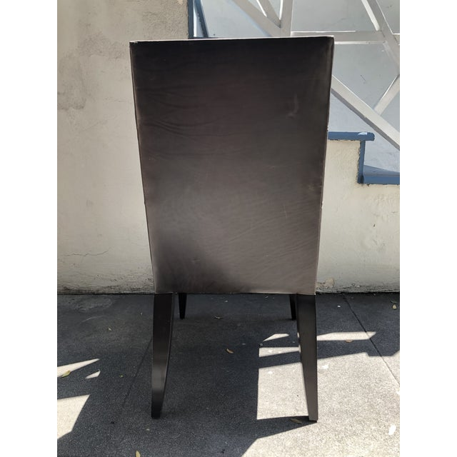 Dakota Jackson Side Chair For Sale In Los Angeles - Image 6 of 9