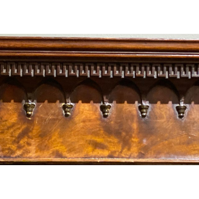 18th Century Chippendale Breakfront For Sale - Image 4 of 10