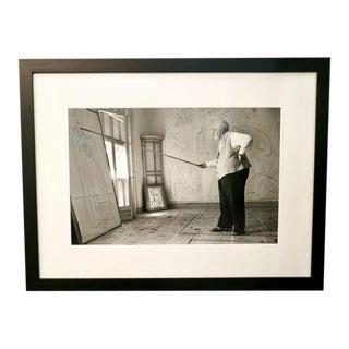 Robert Capa Photo: Matisse in His Studio 1949