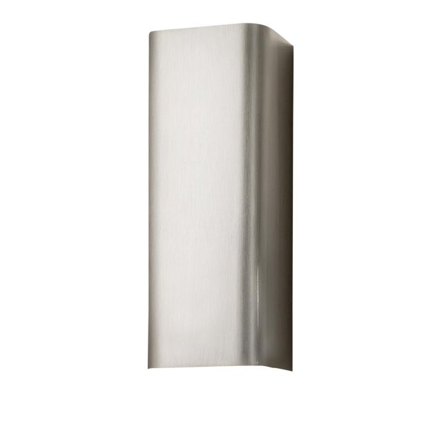 Featured Brushed Nickel Wall Light For Sale