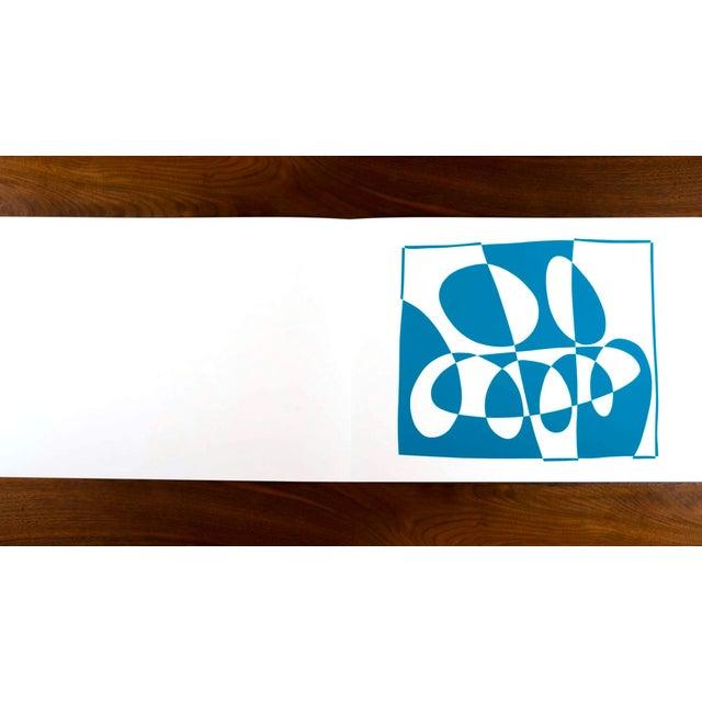 Josef Albers formulations - Articulations I & II 1972 screen-print on paper Embossed with Josef Albers initials, portfolio...