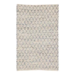 "Jaipur Living Glencoe Natural Trellis Ivory & Blue Area Rug - 7'9""x9'9"""