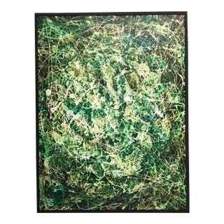Original Abstract Acrylic Painting #69