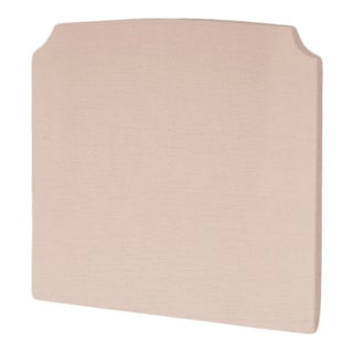 The Crown Headboard - Queen - Charles - Como, Blush For Sale