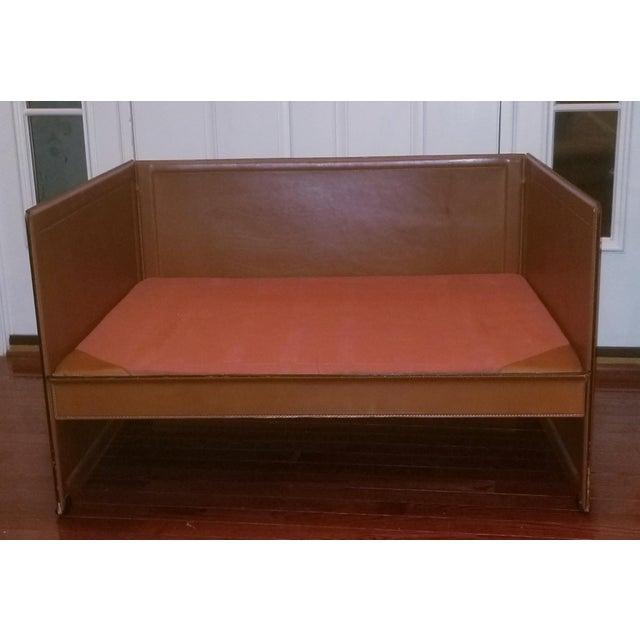 Italian Tito Agnoli for Matteo Grassi Korium KM 3/1 Armchair For Sale - Image 3 of 5
