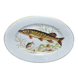 Naaman Ltd. Fish Platter
