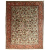 Image of Persian Tabriz Rug - 9′8″ × 12′5″ For Sale