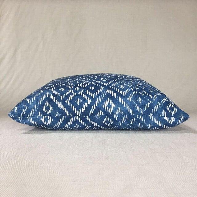 Kim Salmela Indigo Pillow - Image 3 of 3