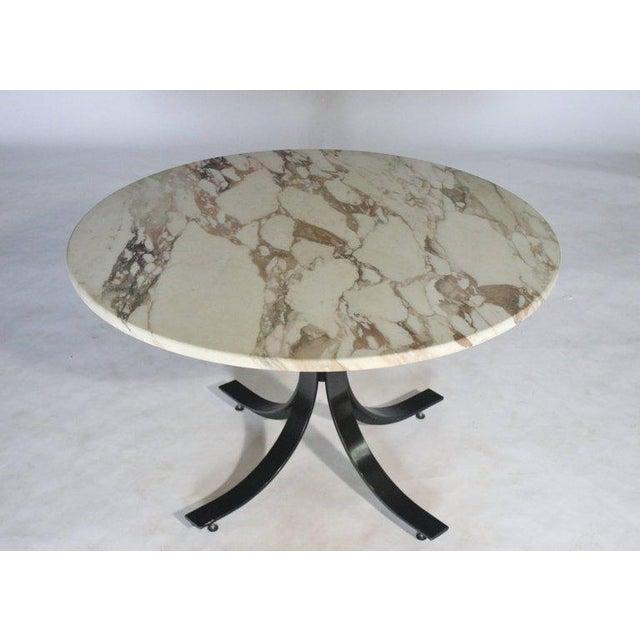 Mid-Century Modern T69 Table by Osvaldo Borsani and Eugenio Gerli For Sale - Image 3 of 7
