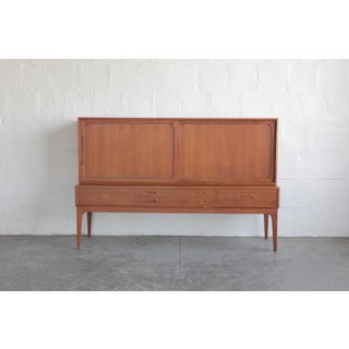 G Plan Tall Credenza Preview