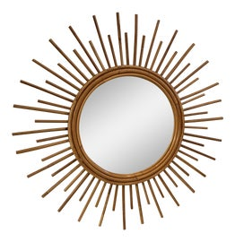 Image of Rattan Mirrors