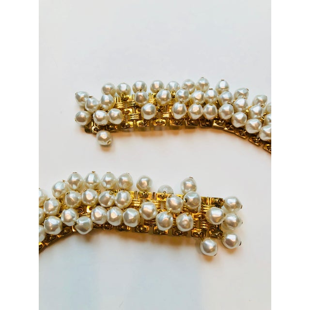 1980s Christian Dior Pearl Belt For Sale - Image 12 of 12