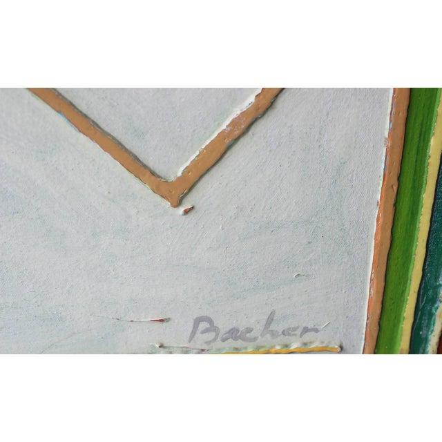 Tom Bacher Moderne #9 For Sale - Image 4 of 7