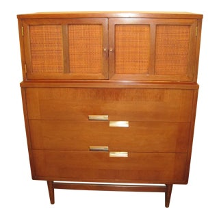 1960s Vintage American of Martinsville Chest For Sale