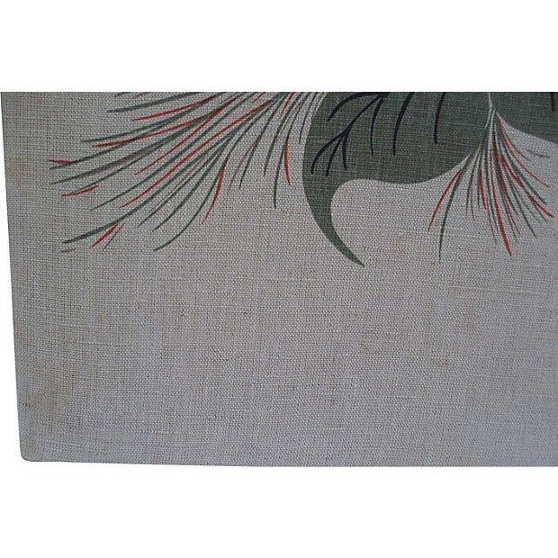 Vintage Pheasant Wall Hanging - Image 4 of 7