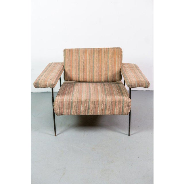 Mid-Century Modern Rare Adrian Pearsall Lounge Chair for Craft Associates For Sale - Image 3 of 9