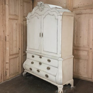 18th Century Dutch Painted Wardrobe Preview