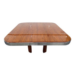 Mid-Century Modern Dining Room Table For Sale