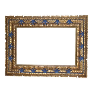 Antique Spanish Style Openwork Frame For Sale