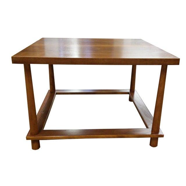T.H. Robsjohn-Gibbings for Widdicomb Lamp Table - Image 1 of 4