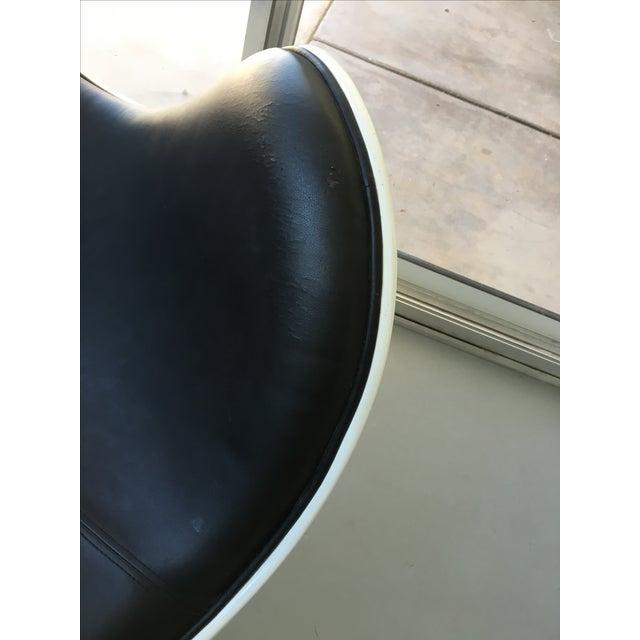 Batti Placentero Rare Modernist Egg Chair - Image 8 of 8