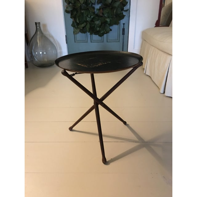 Excellent condition, the top of the tray has been ebonized everything else is original. Made in Sweden.