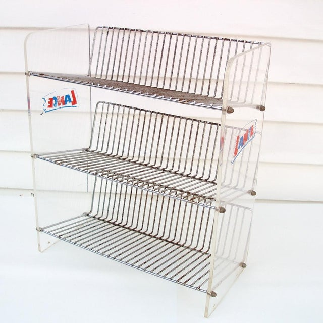 Lance Industrial Metal Three-Tier Storage Rack - Image 6 of 7