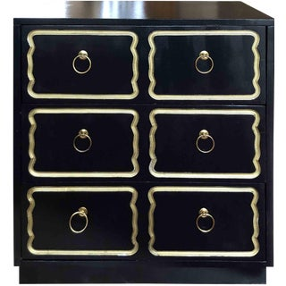 "Dorothy Draper Style ""España"" Chest of Drawers"