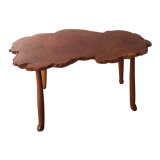 JOSEF FRANK Elm Root Side Table, Svenskt Tenn ca.1940