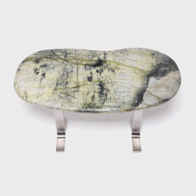 Meditation Stone Top Desk For Sale In Chicago - Image 6 of 8
