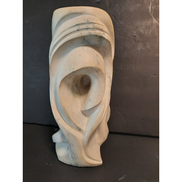 Abstract Modern Abstract Sculpture For Sale - Image 3 of 6