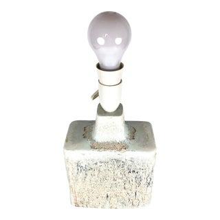 1960s Mid Century Danish Design Pottery Lamp Base by Desiree Stentoj, Denmark For Sale