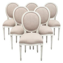 Image of Wood Dining Chairs