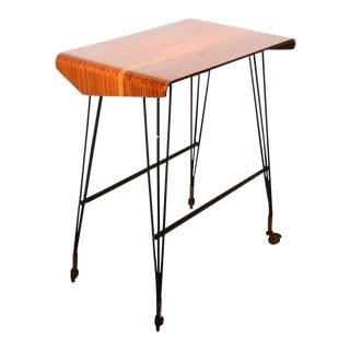 TV Italian Carrello Side Table